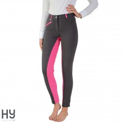 HyPERFORMANCE Saxby Silicone Jodhpurs