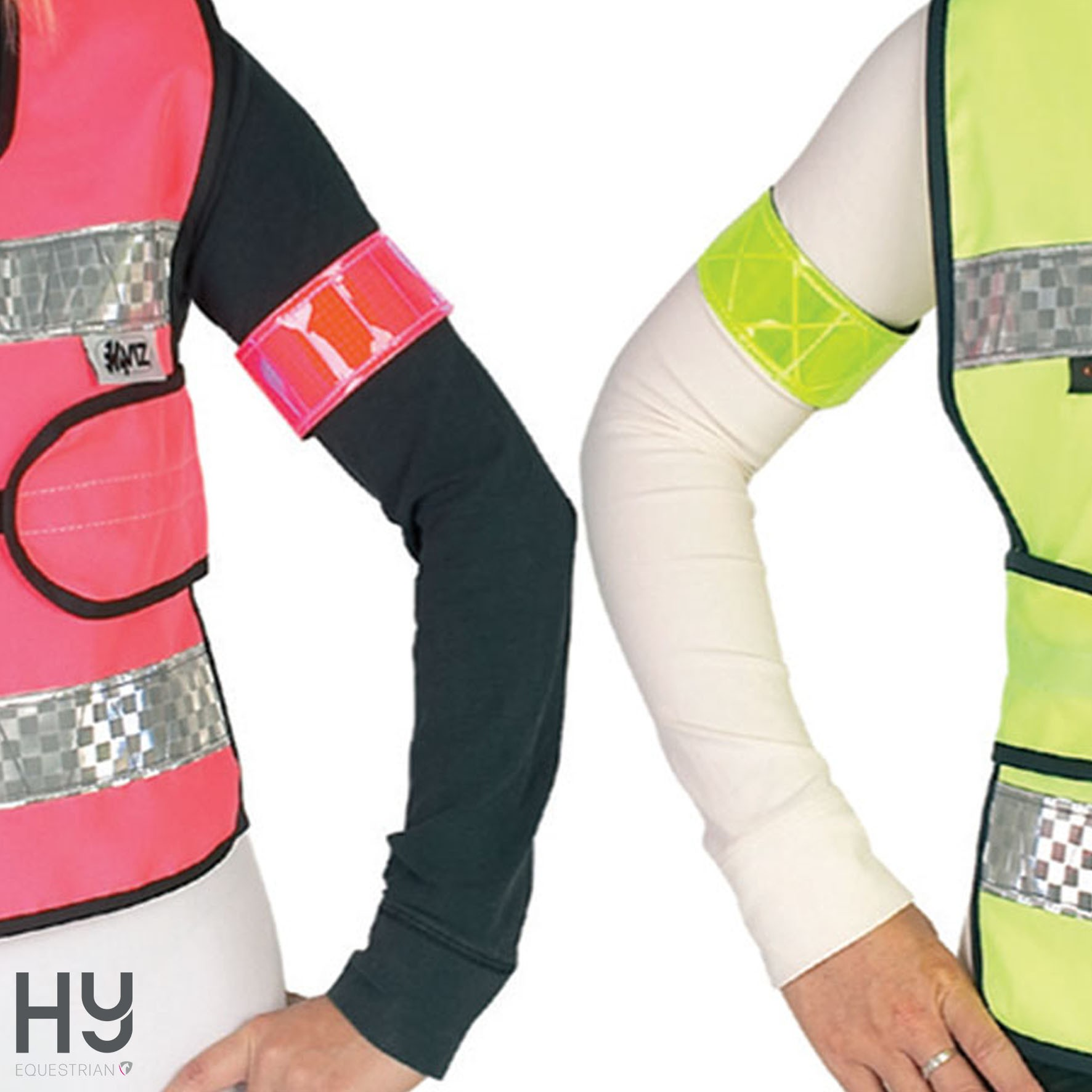HyVIZ Rider Elasticated Arm/Leg Band