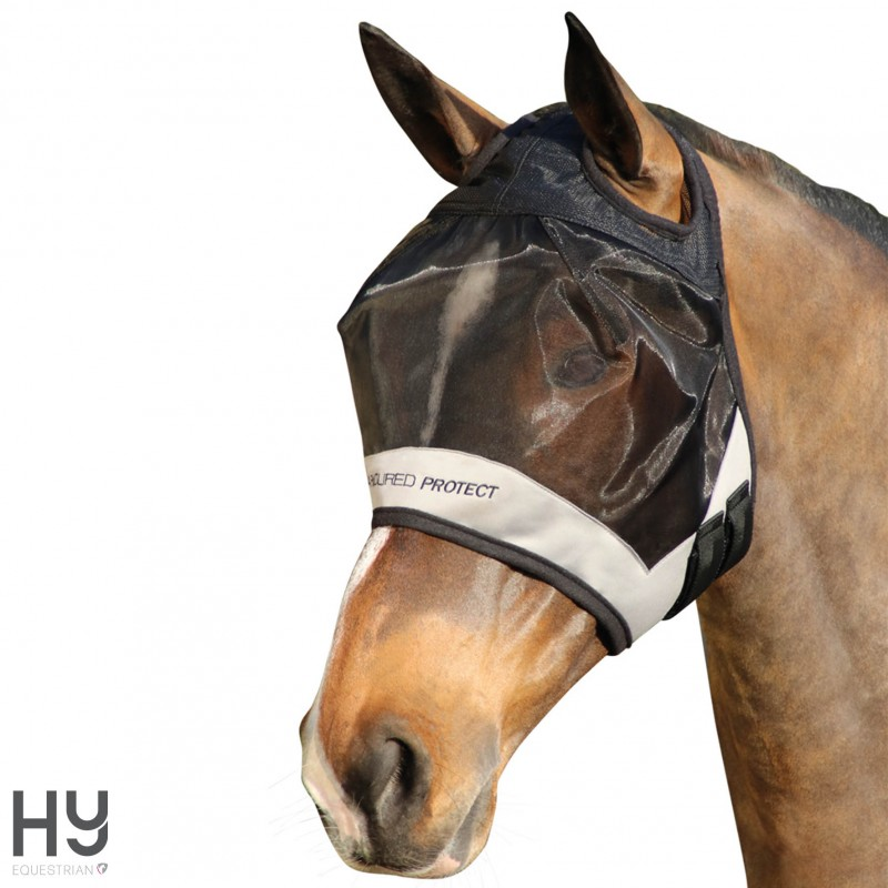 Hy Armoured Protect Half Mask without Ears
