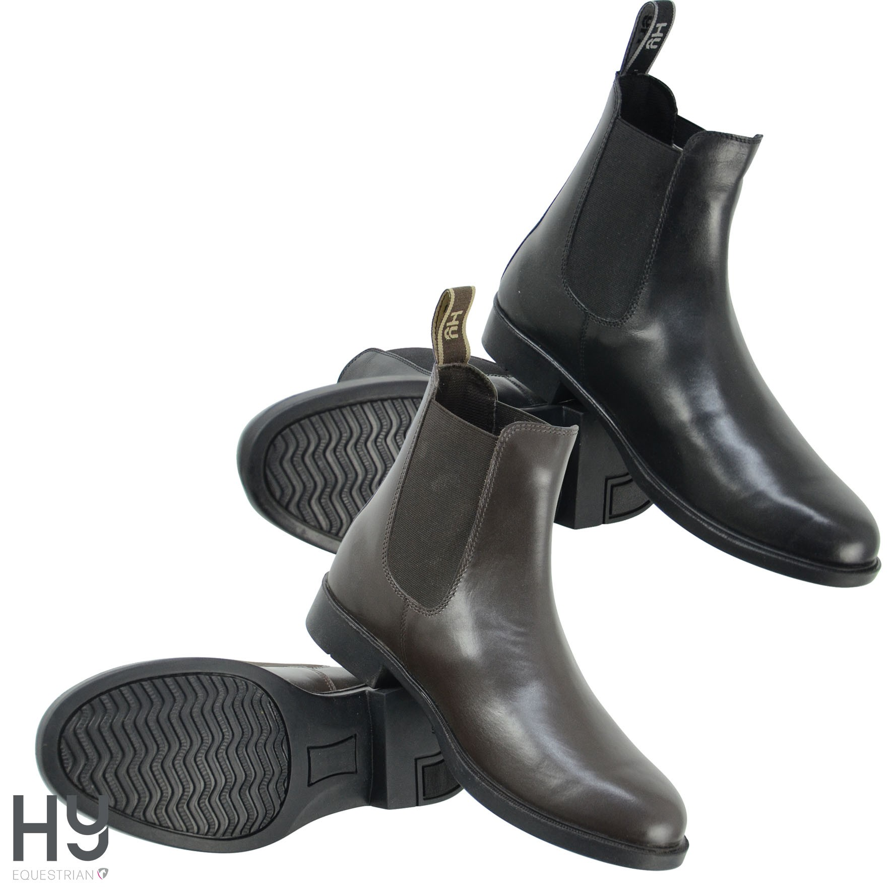 HyLAND Melford Leather Jodhpur Boots