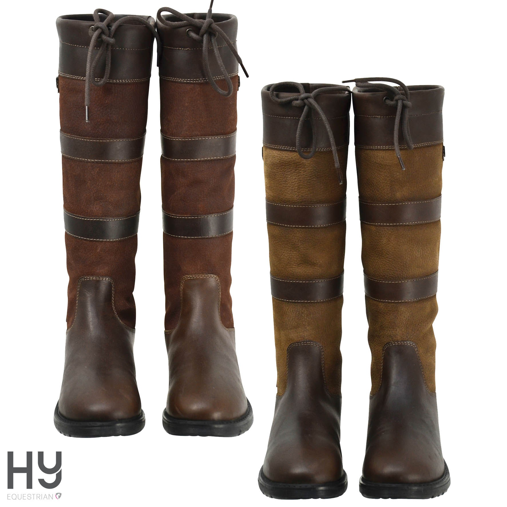 HyLAND Bakewell Long Country Boots
