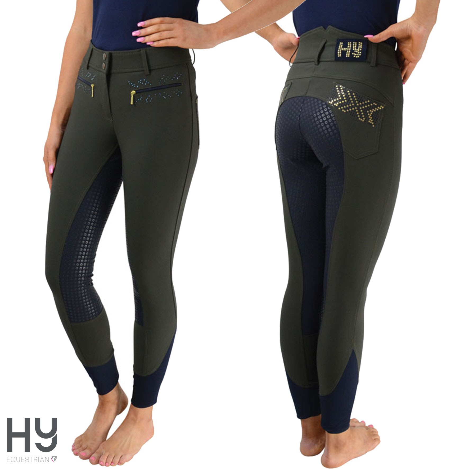 HyFASHION Edinburgh Ladies Breeches