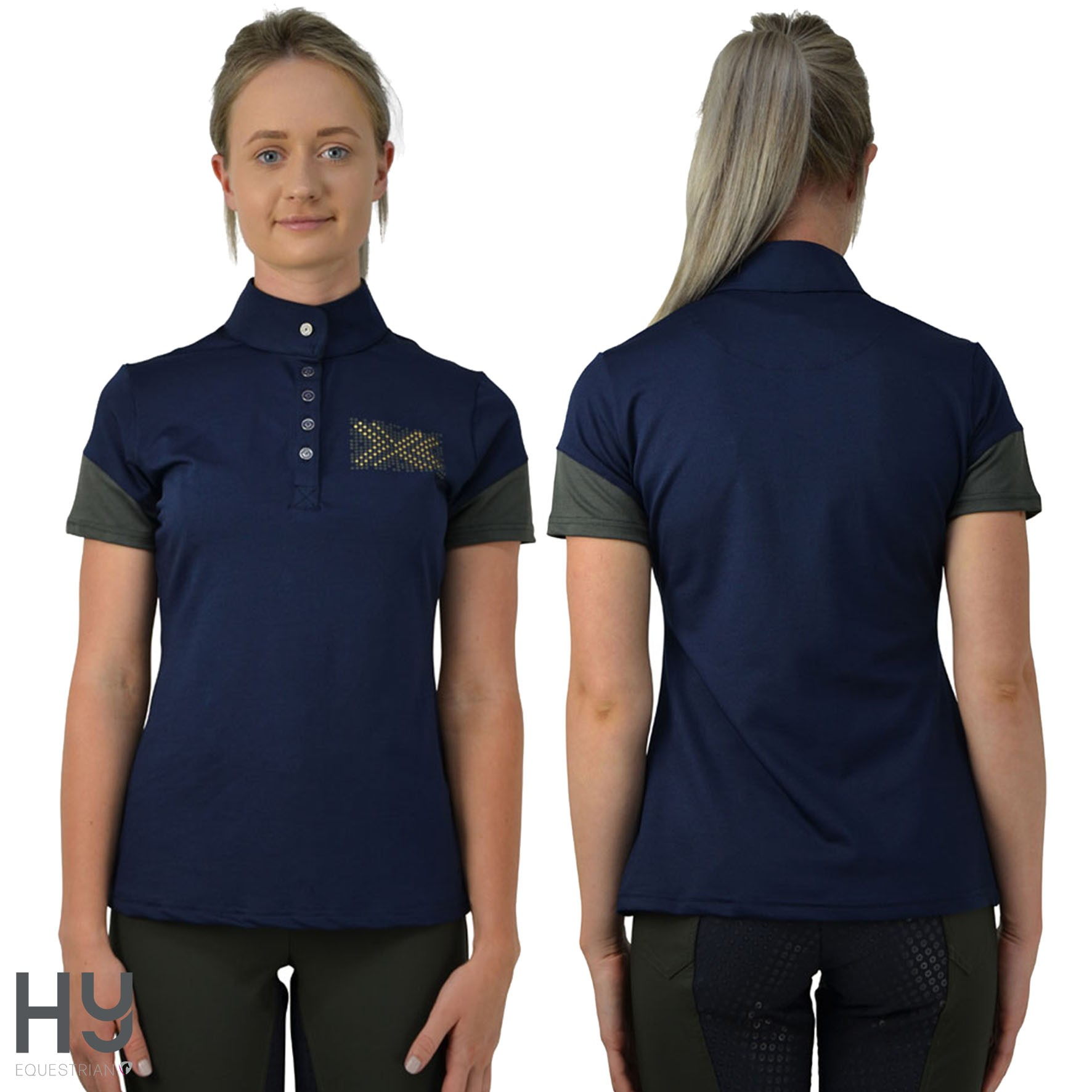 HyFASHION Edinburgh Ladies Sports Shirt
