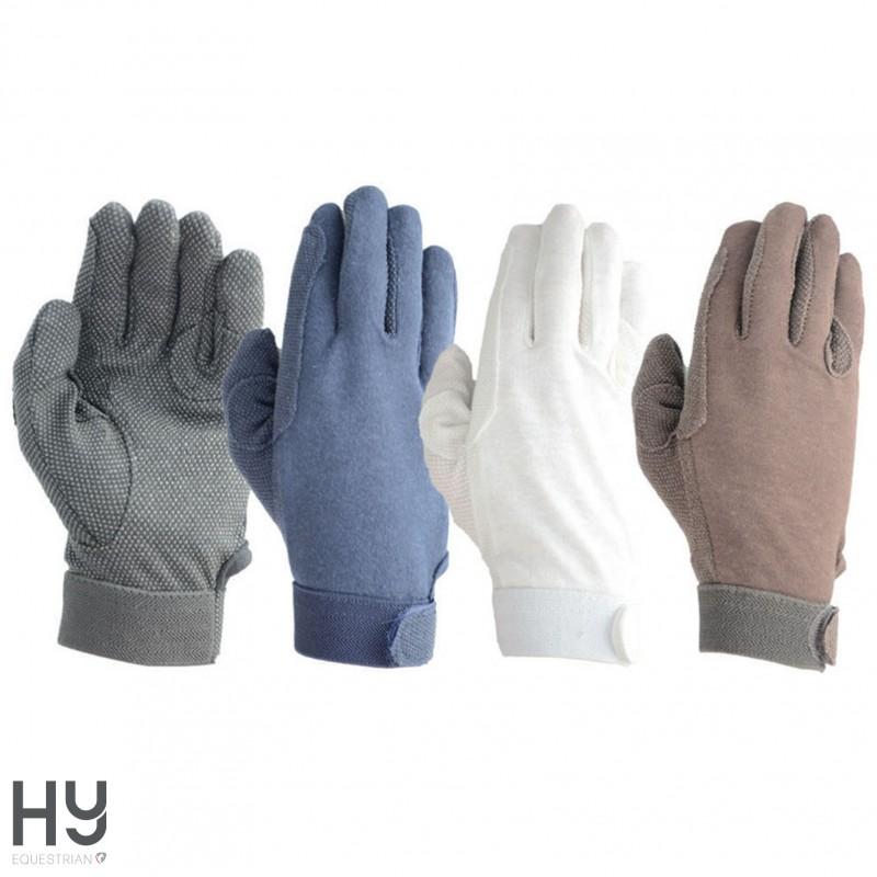 Hy5 Cotton Pimple Palm Glove