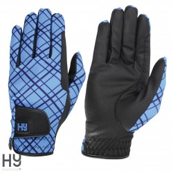 Hy5 Lightweight Printed Riding Gloves
