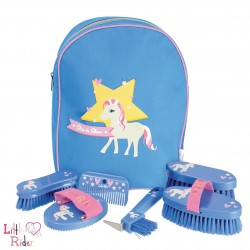 Little Rider Star in Show – Complete Grooming Kit Rucksack
