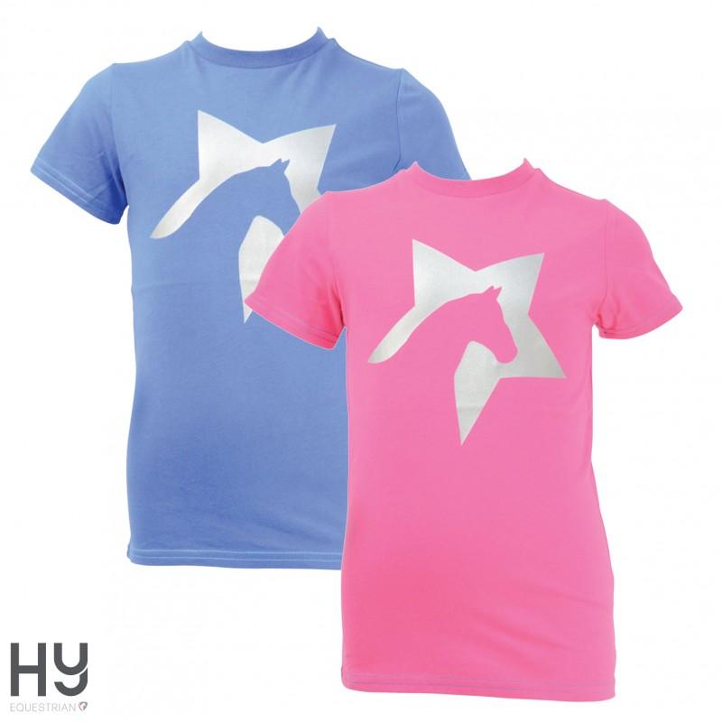 HyFASHION Zeddy Glitter T-Shirt