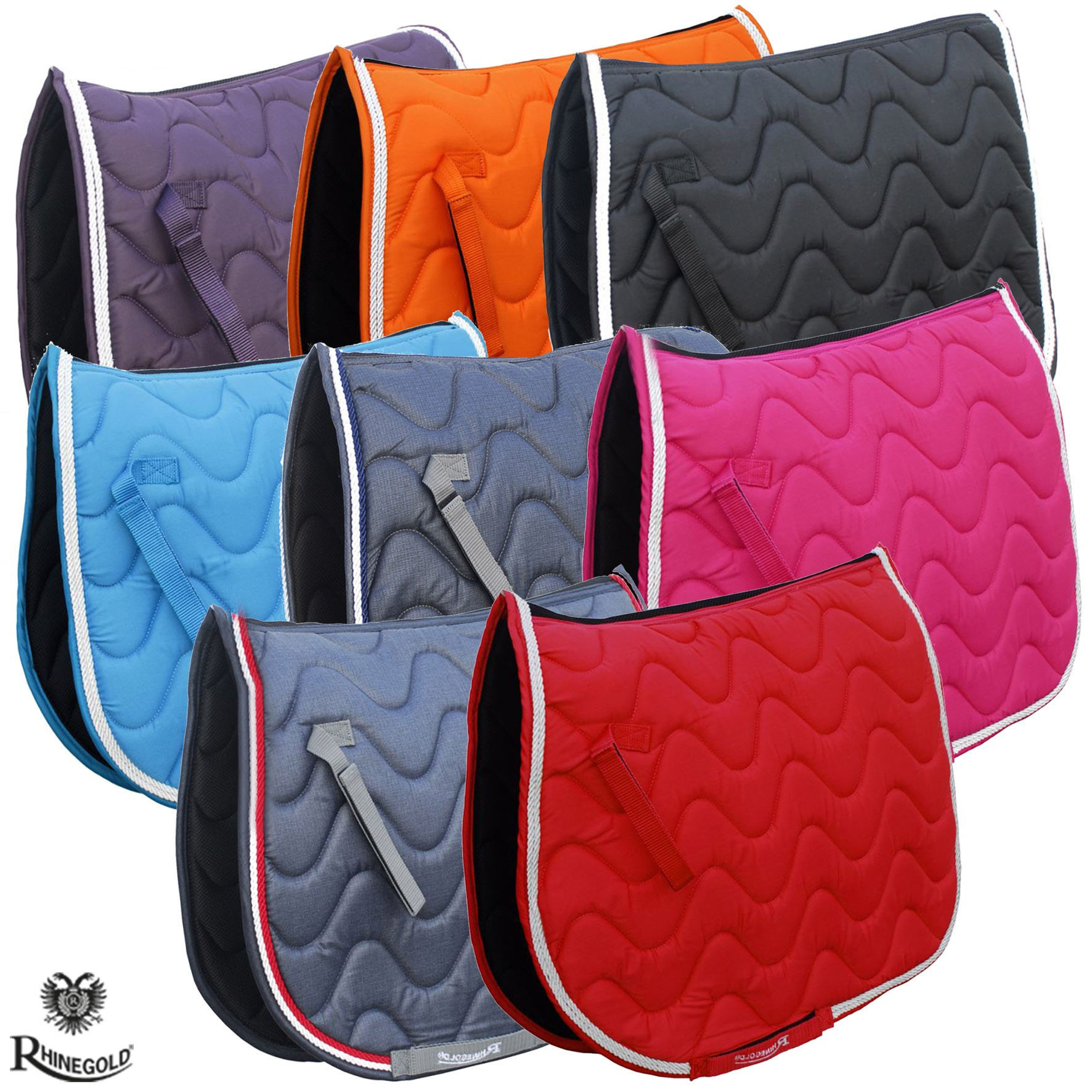 Rhinegold Elite Wave Saddlepad