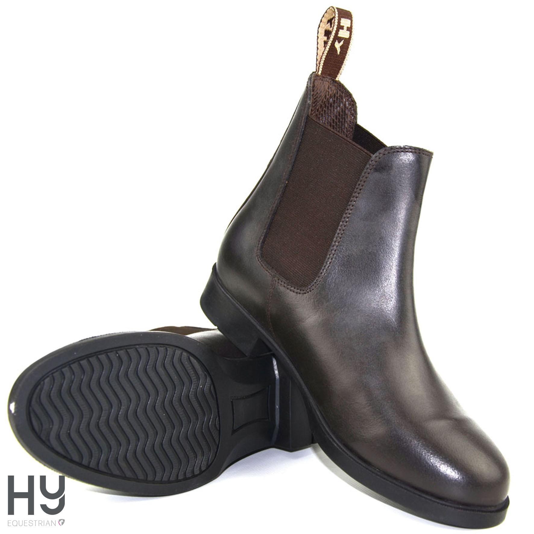 HyLAND Durham Jodhpur Boots