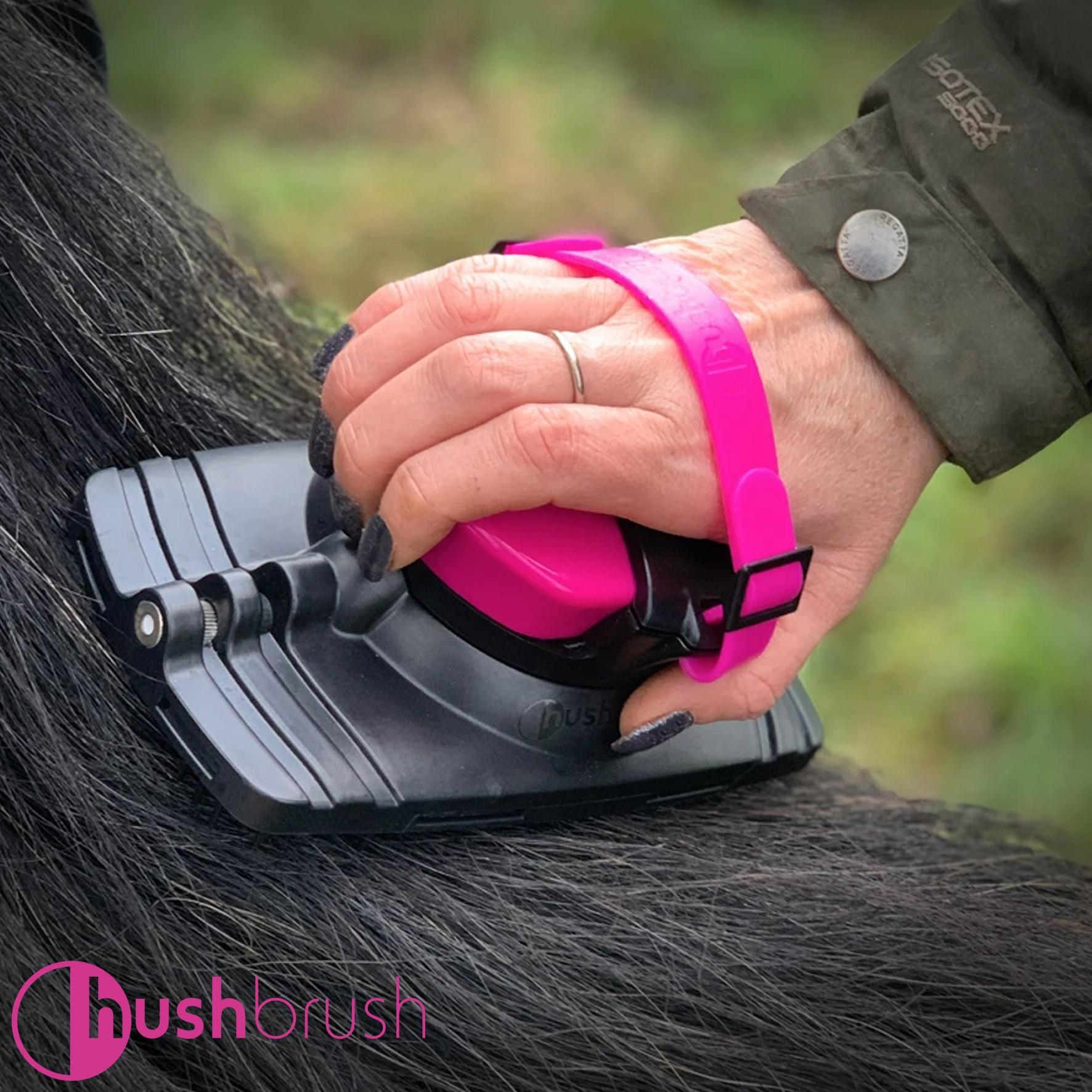 Hushbrush