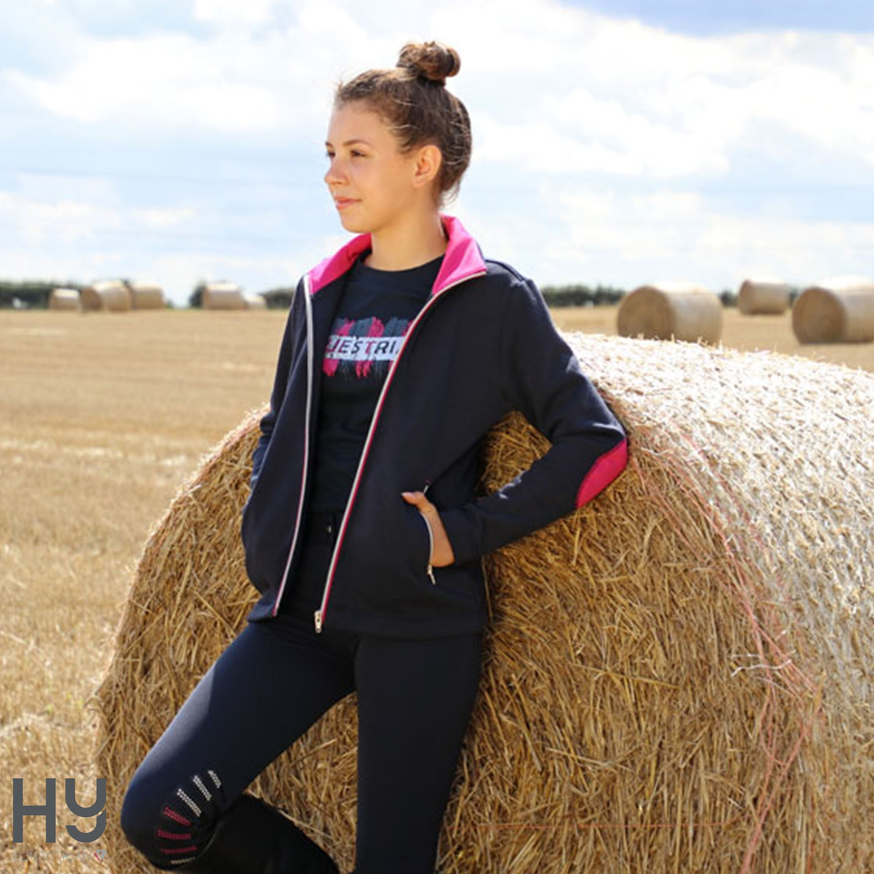 HyFASHION Mizs Eugenie Fleece Jacket