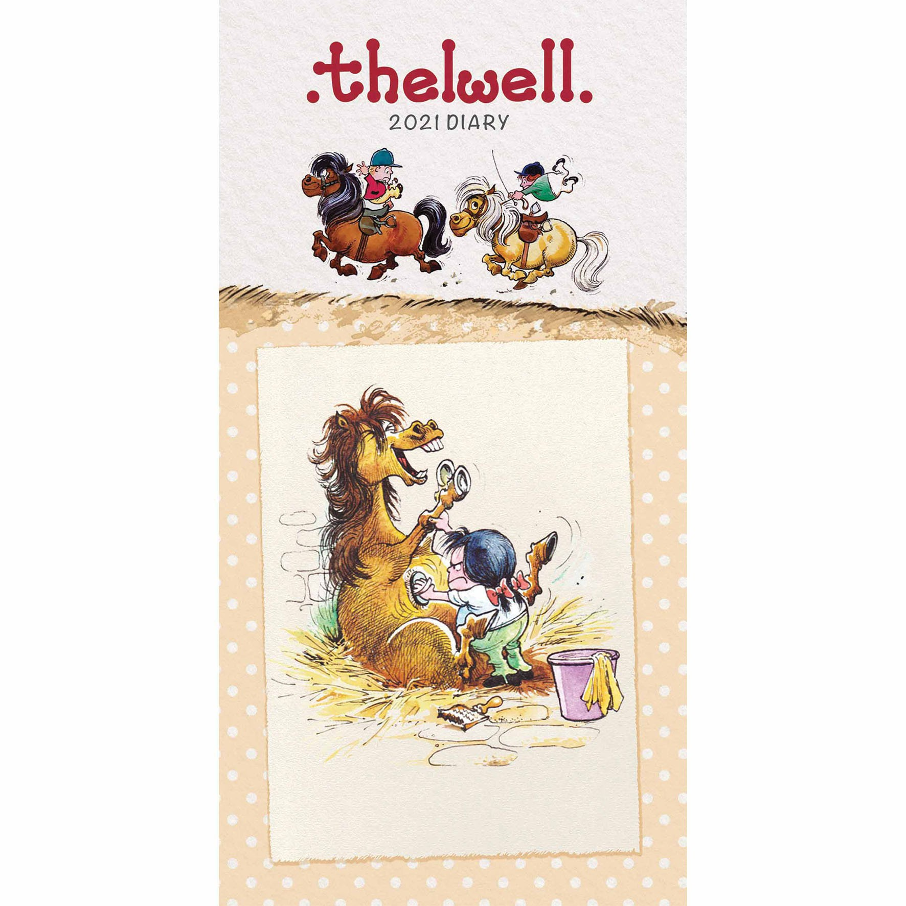 Thelwell Slim Diary 2021