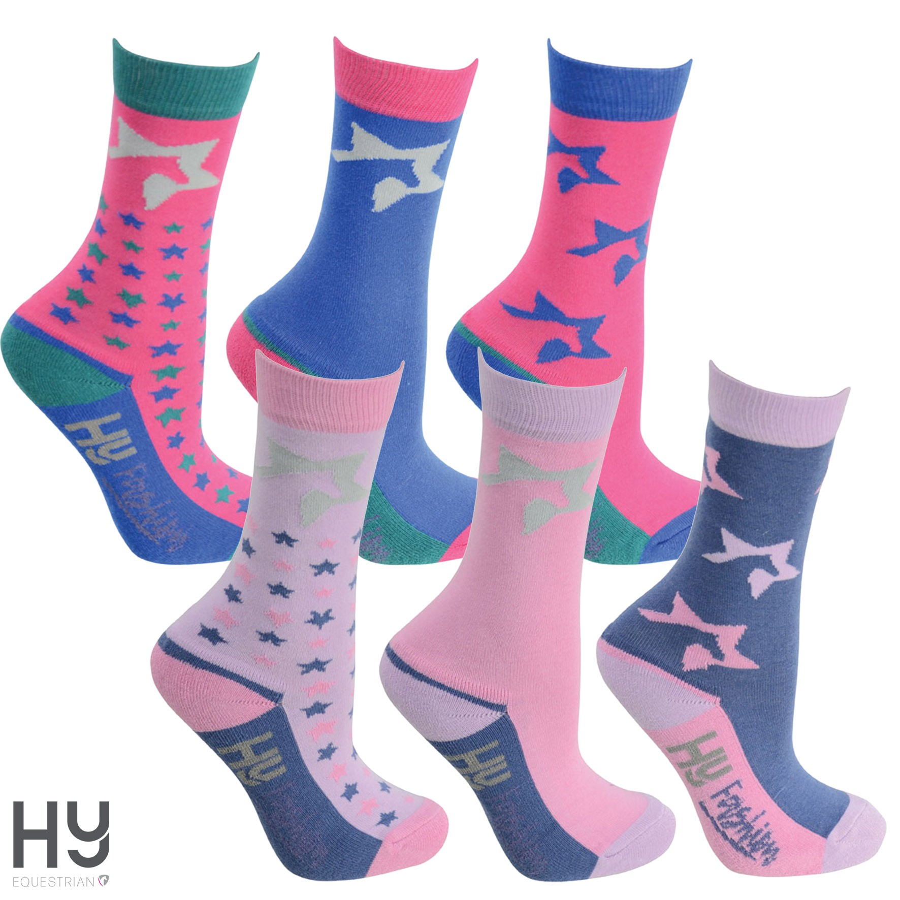 HyFASHION Zeddy Socks