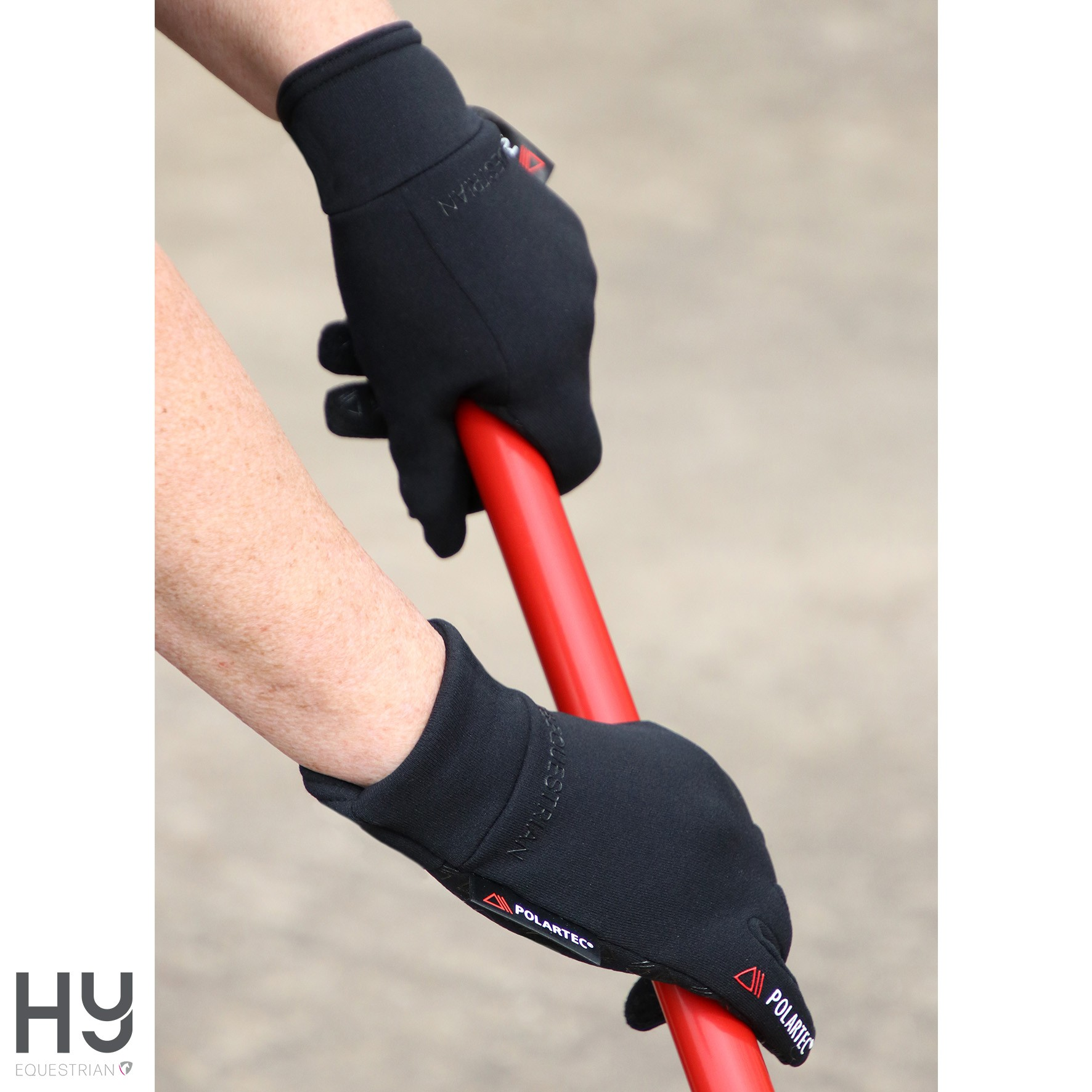 Hy Equestrian Polartec Glacial Riding and General Glove