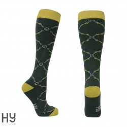 Elegant Stirrup and Bit Socks (Pack of 3) by Hy Equestrian