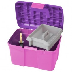 Icing/Black Grooming/Tack Box – Medium