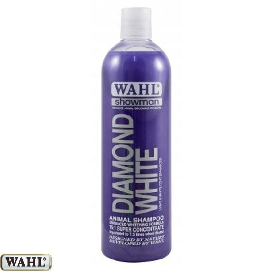 WAHL Showman Diamond White Shampoo