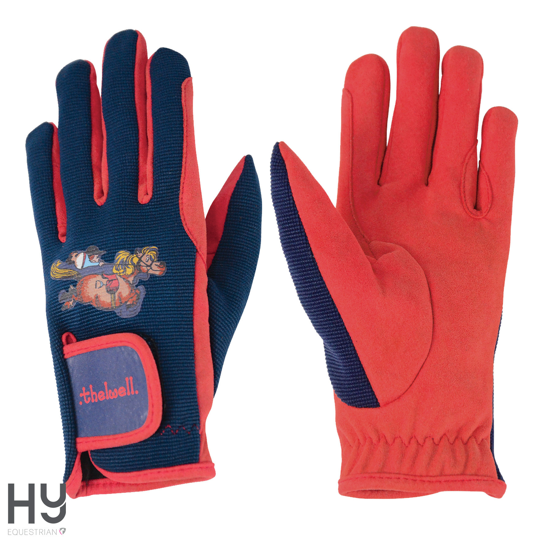 Thelwell Collection Children's Riding Gloves