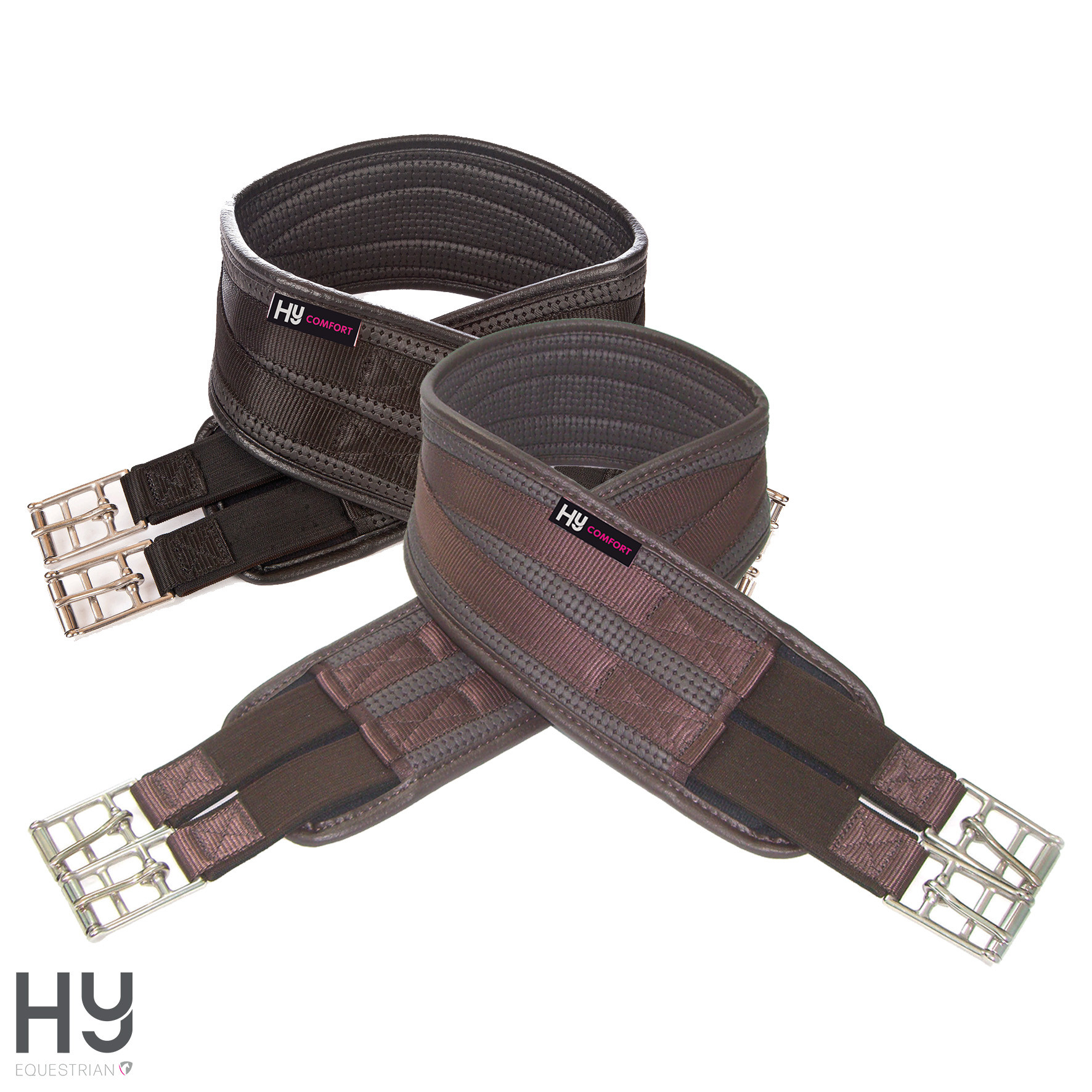 HyCOMFORT Waffle Girth - Elasticated Both Ends