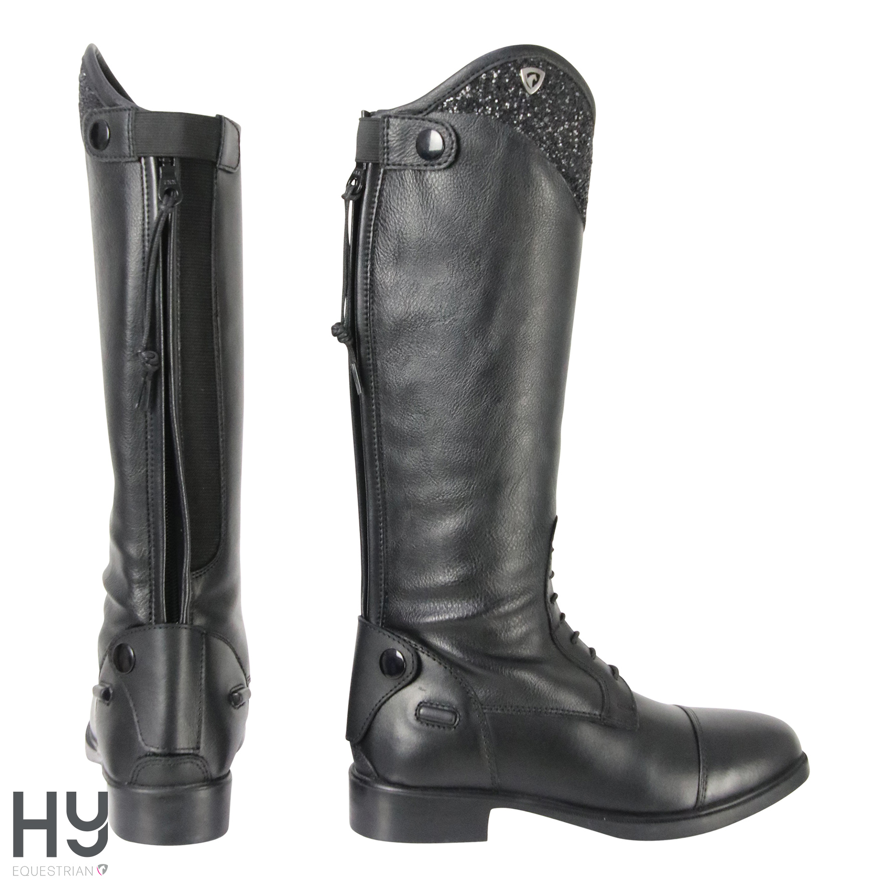 Erice Childrens Long Riding Boot