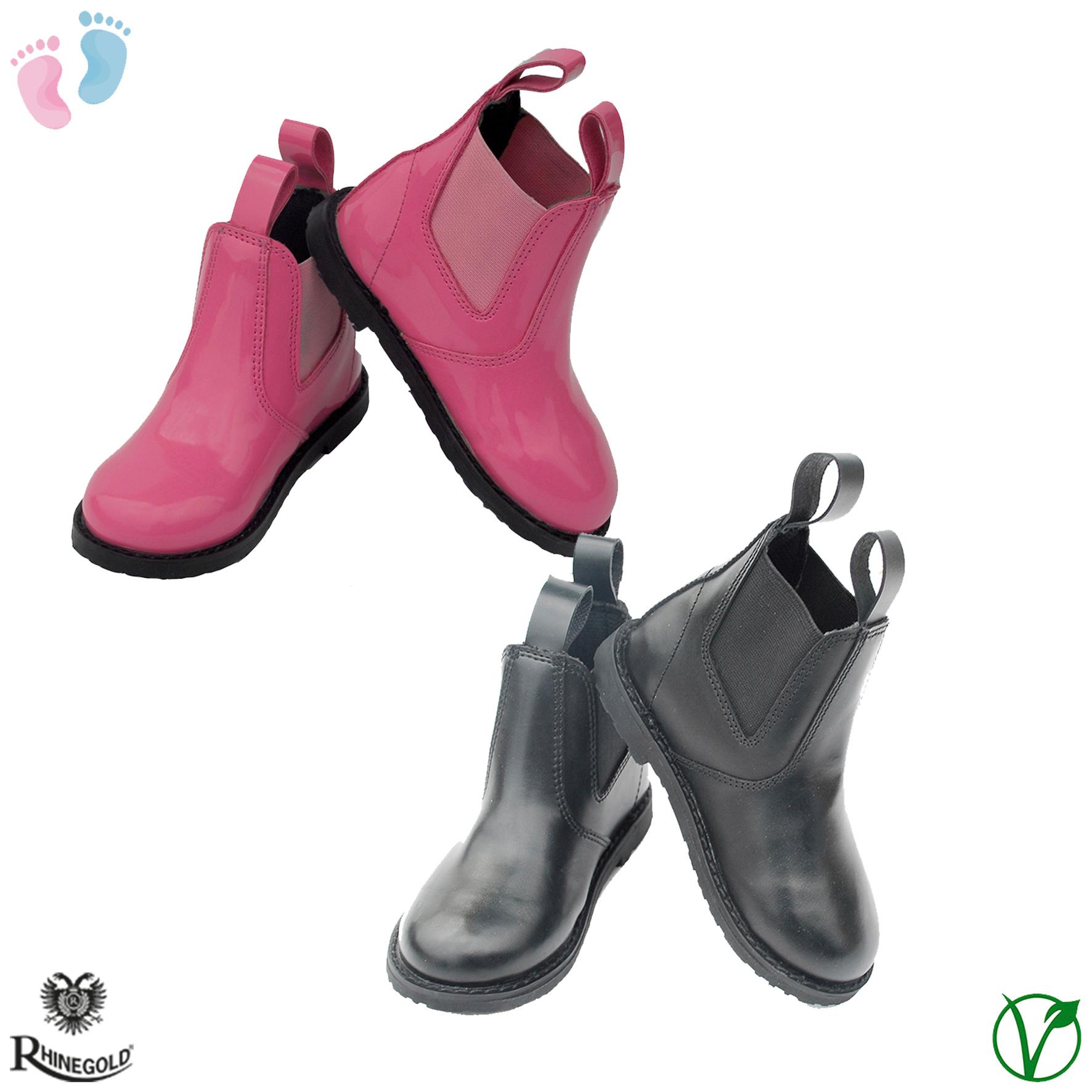 Rhinegold Little Ones Jodhpur Boots