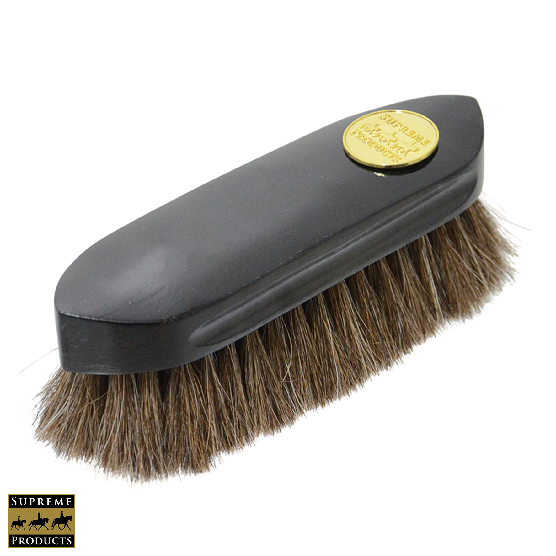 Supreme Products Perfection Horsehair Dandy Brush