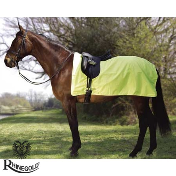 Rhinegold Three Quarter Ride-on Rug