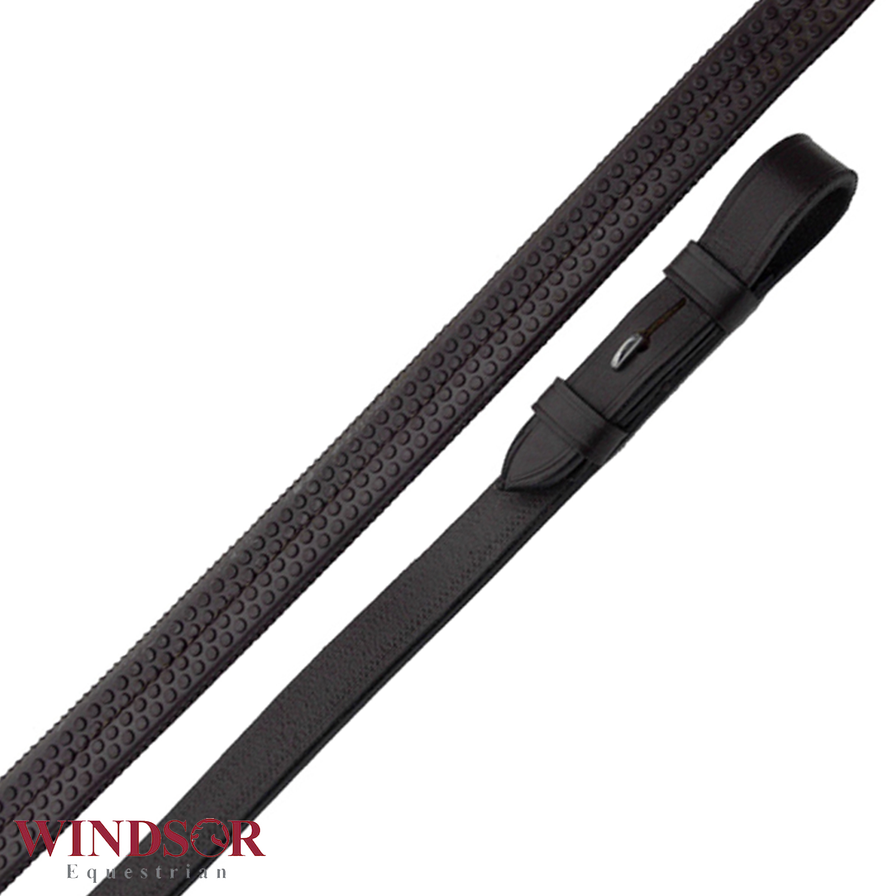 Windsor Equestrian Rubber Covered Reins