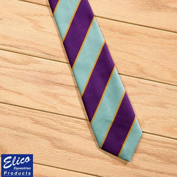 Elico Pony Club Stripe Childs Tie