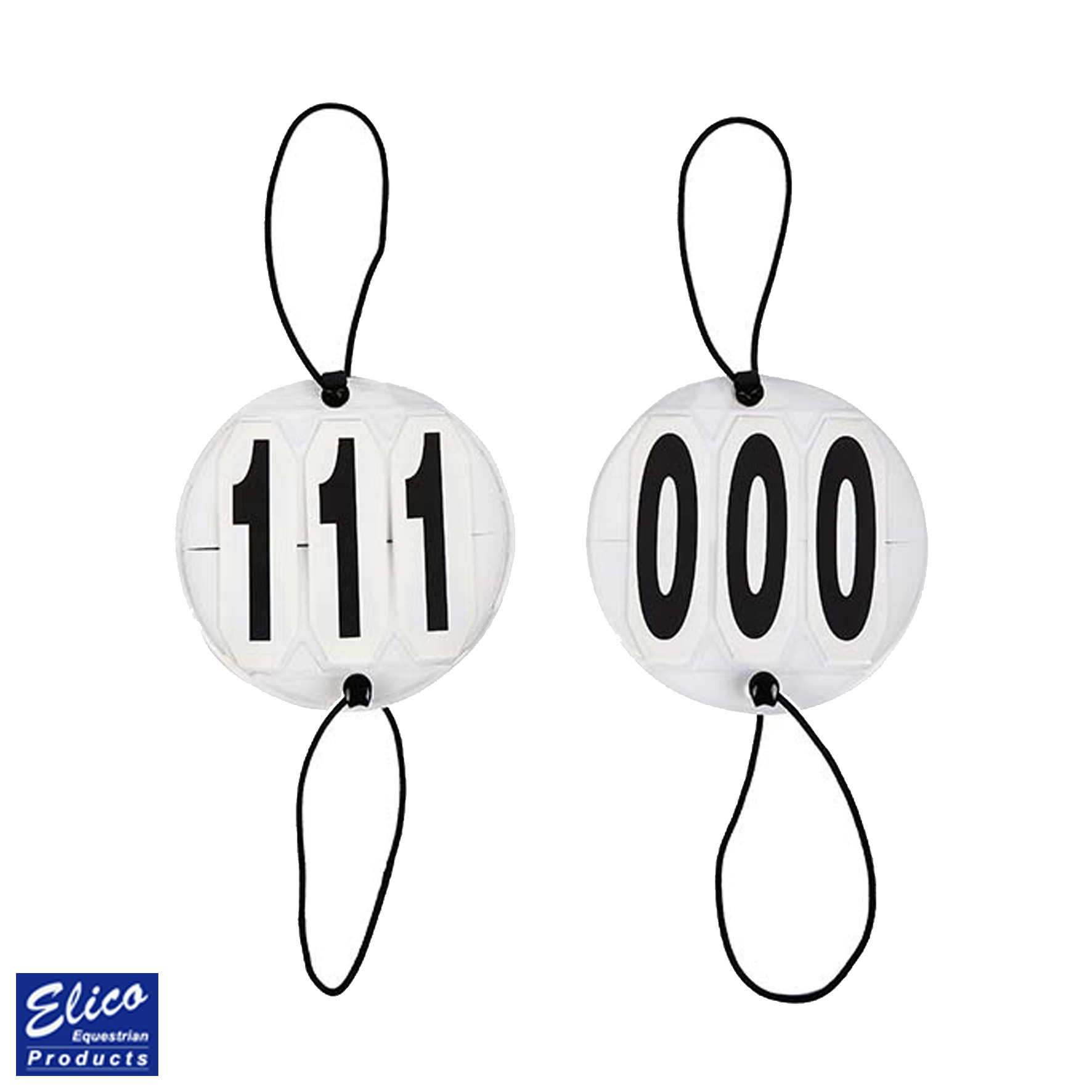 Elico Bridle Numbers