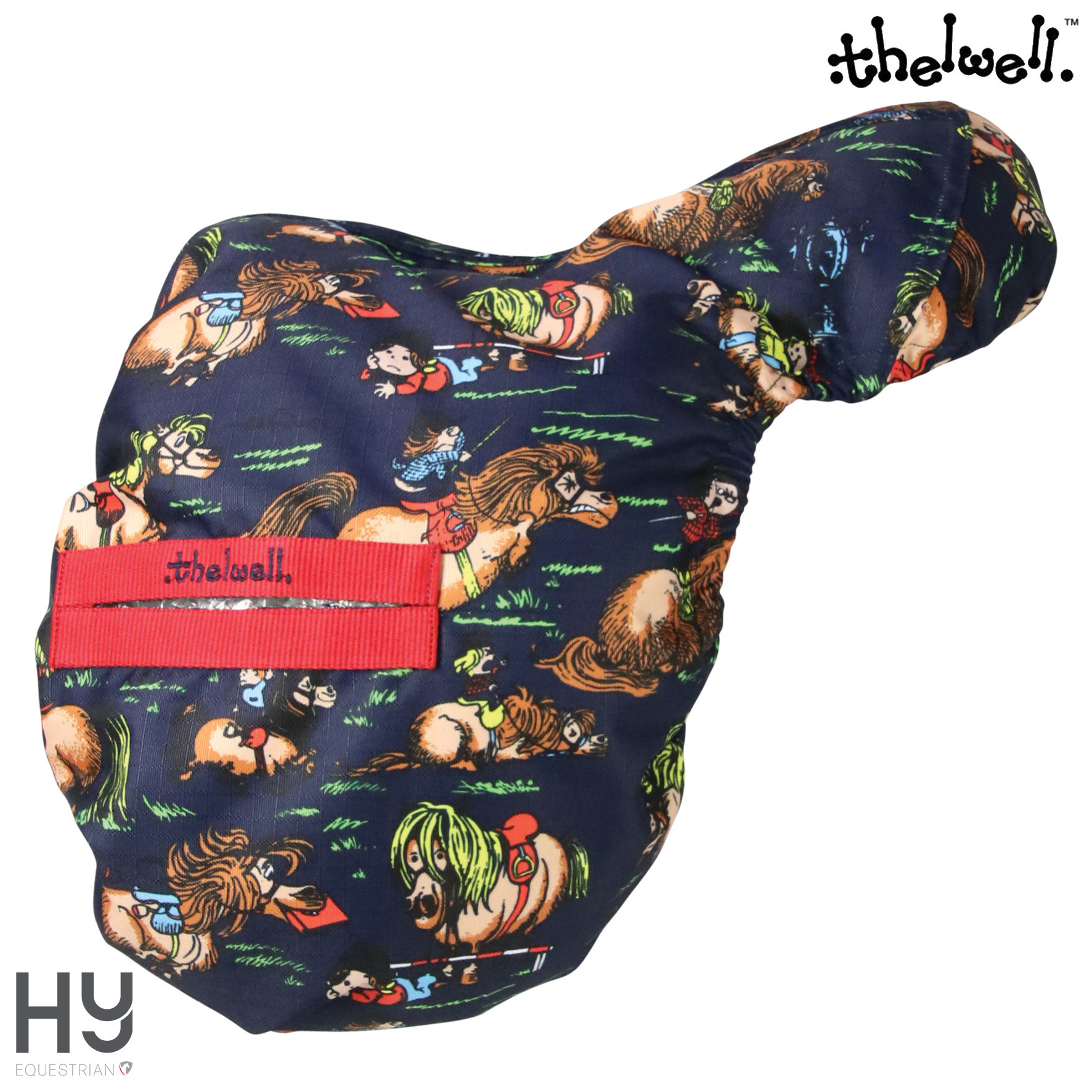 Thelwell Collection Saddle Cover