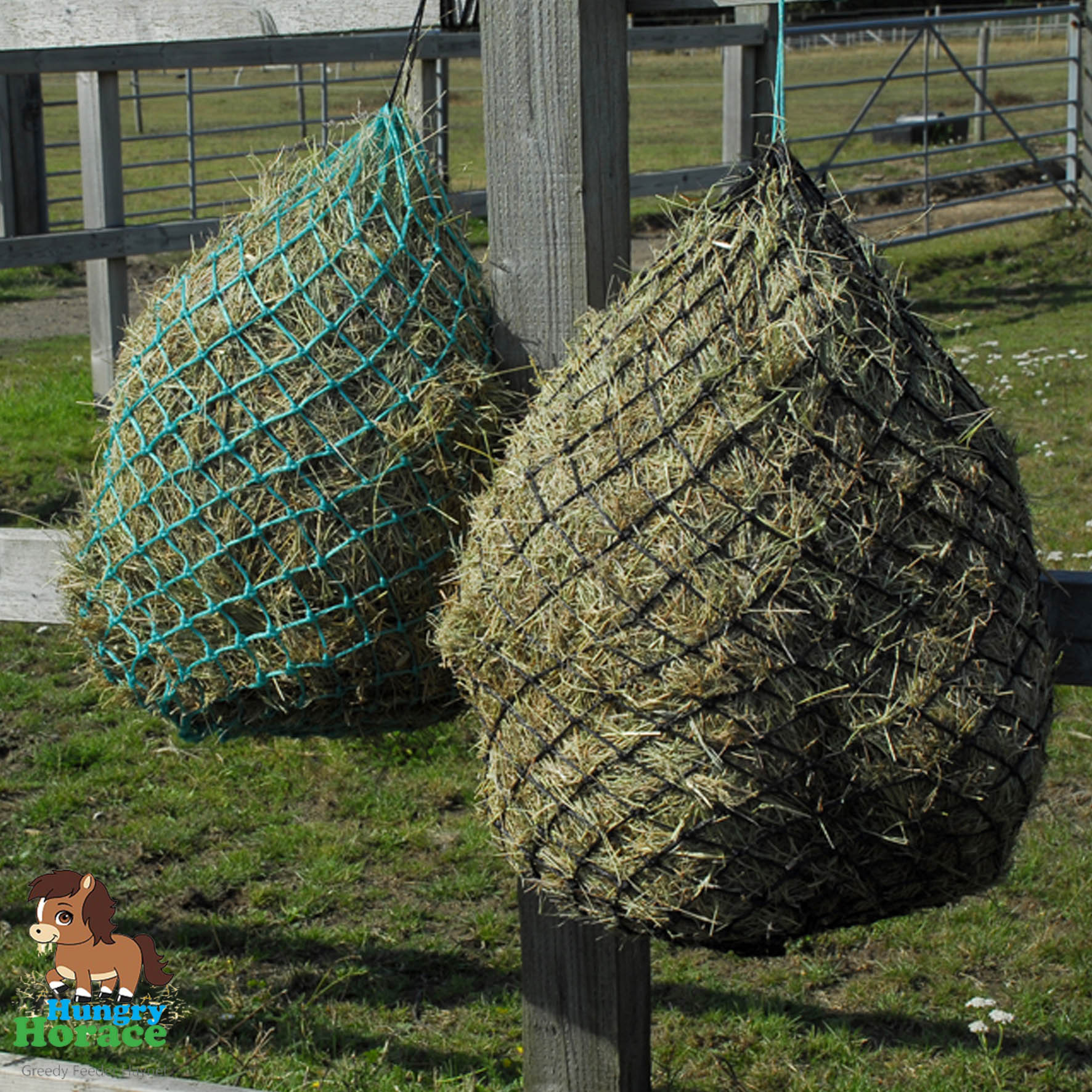 Greedy Feeder Hay Net