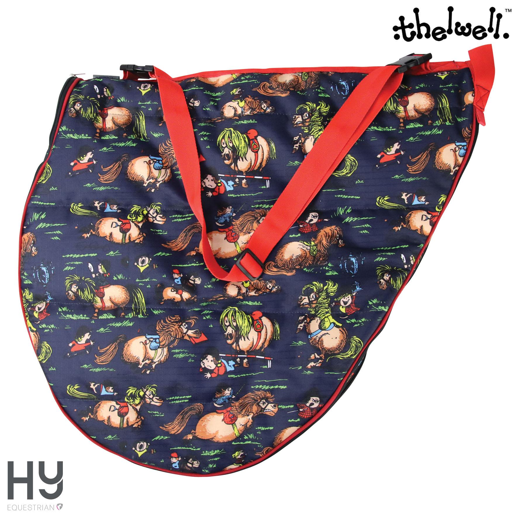 Thelwell Collection Saddle Bag