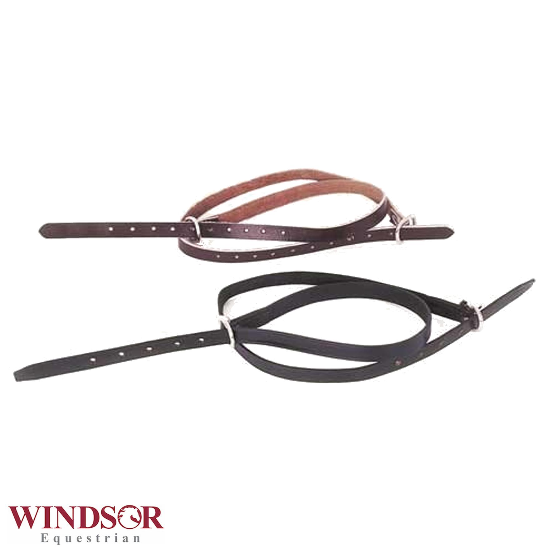 Windsor Equestrian Leather Spur Straps