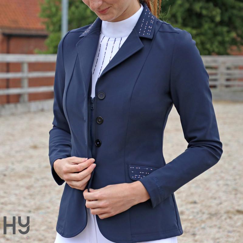Hy Equestrian Roka Rose Show Jacket