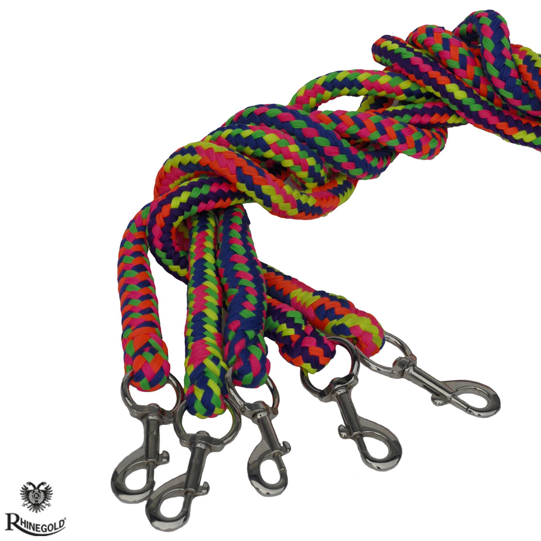 Rhinegold Neon Lead Rope