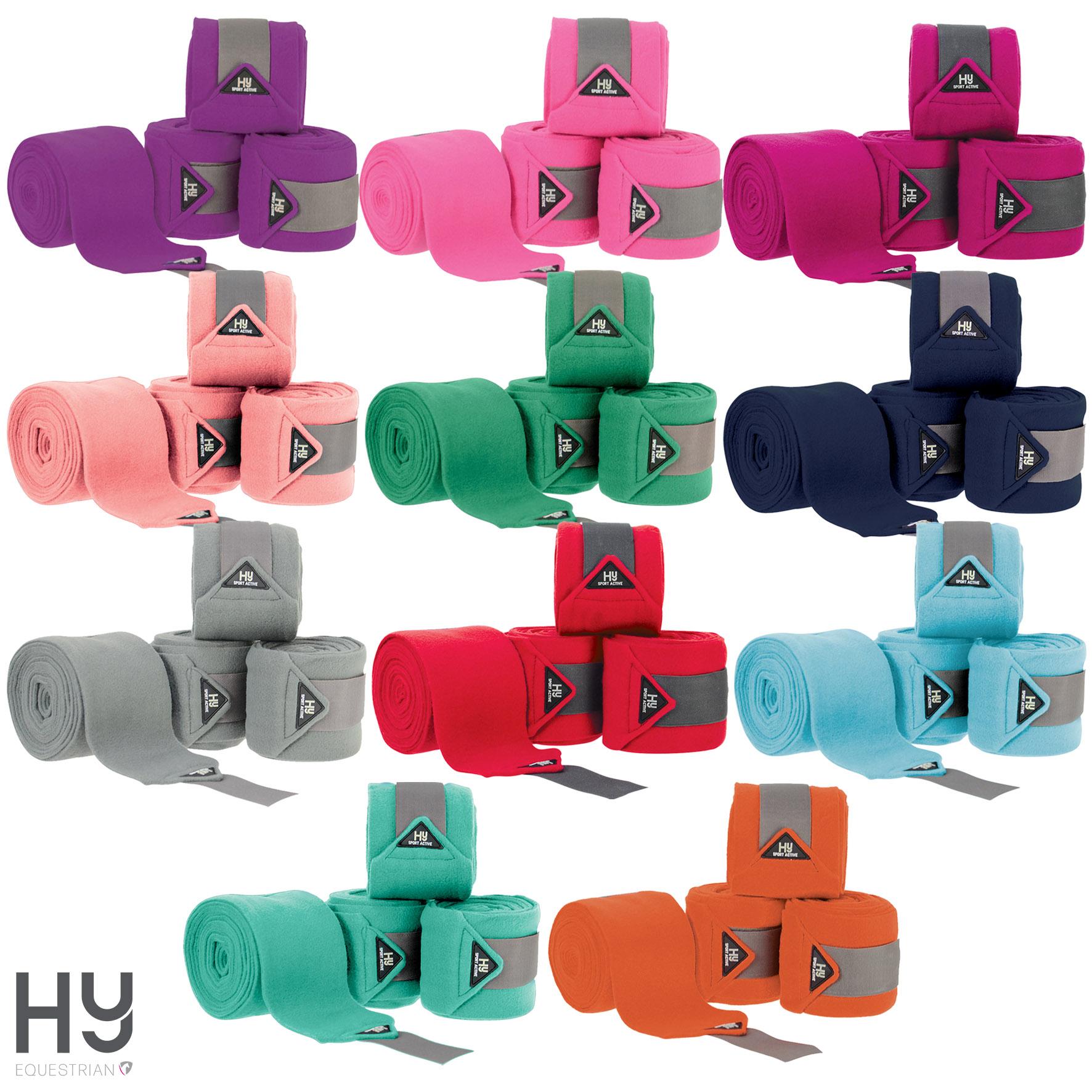 Hy Sport Active Luxury Bandages