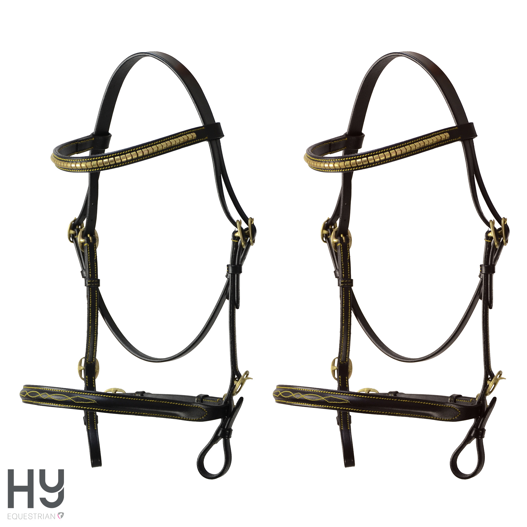 In-Hand Bridle by Hy Equestrian