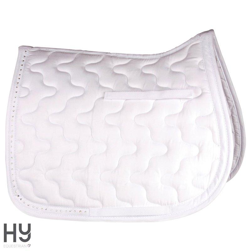 HySPEED Diamante Trim Saddle Cloth