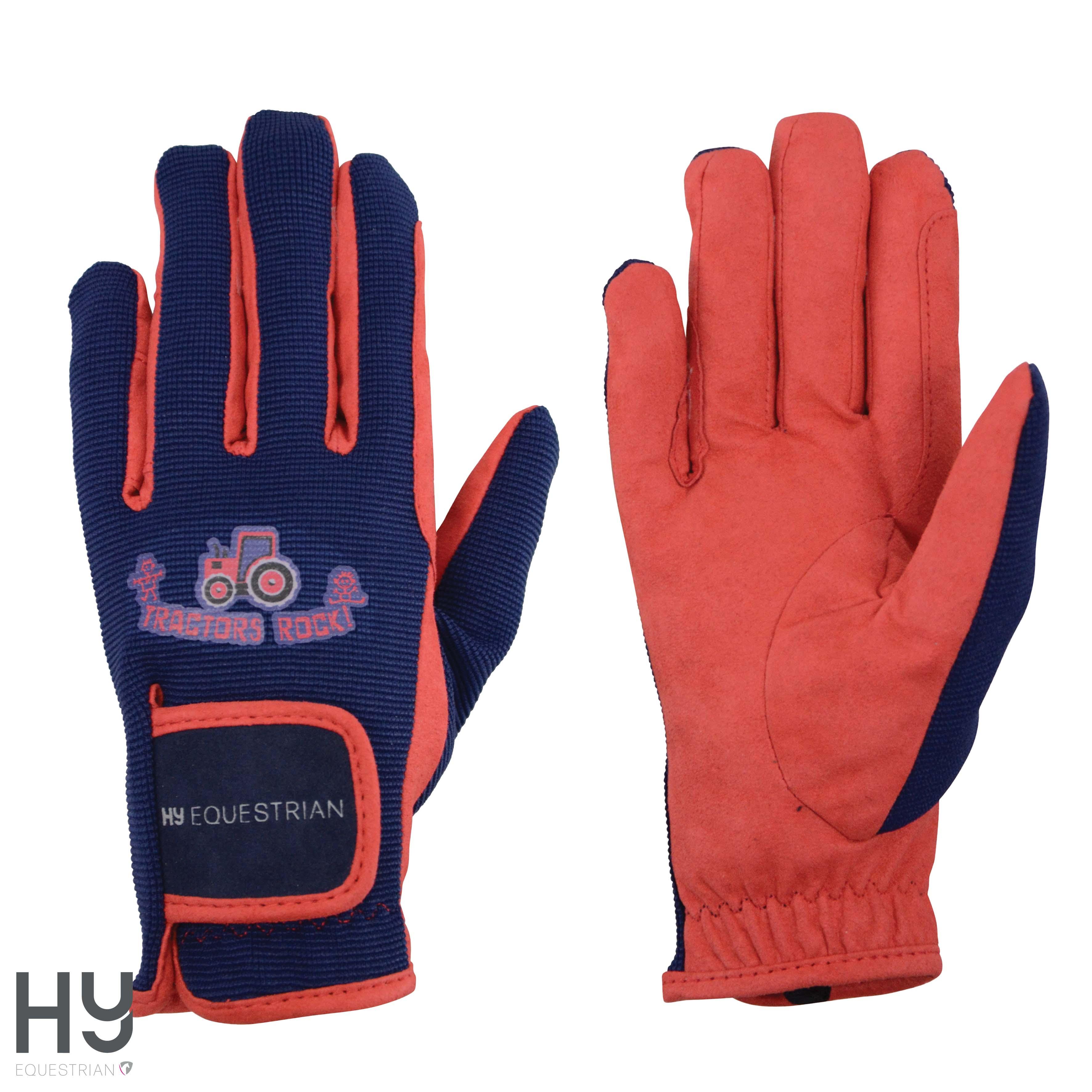 Tractors Rock Gloves