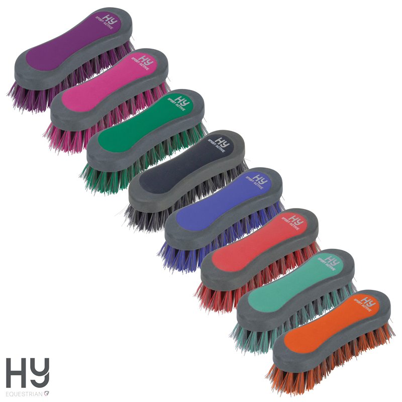 Hy Sport Active Face Brush