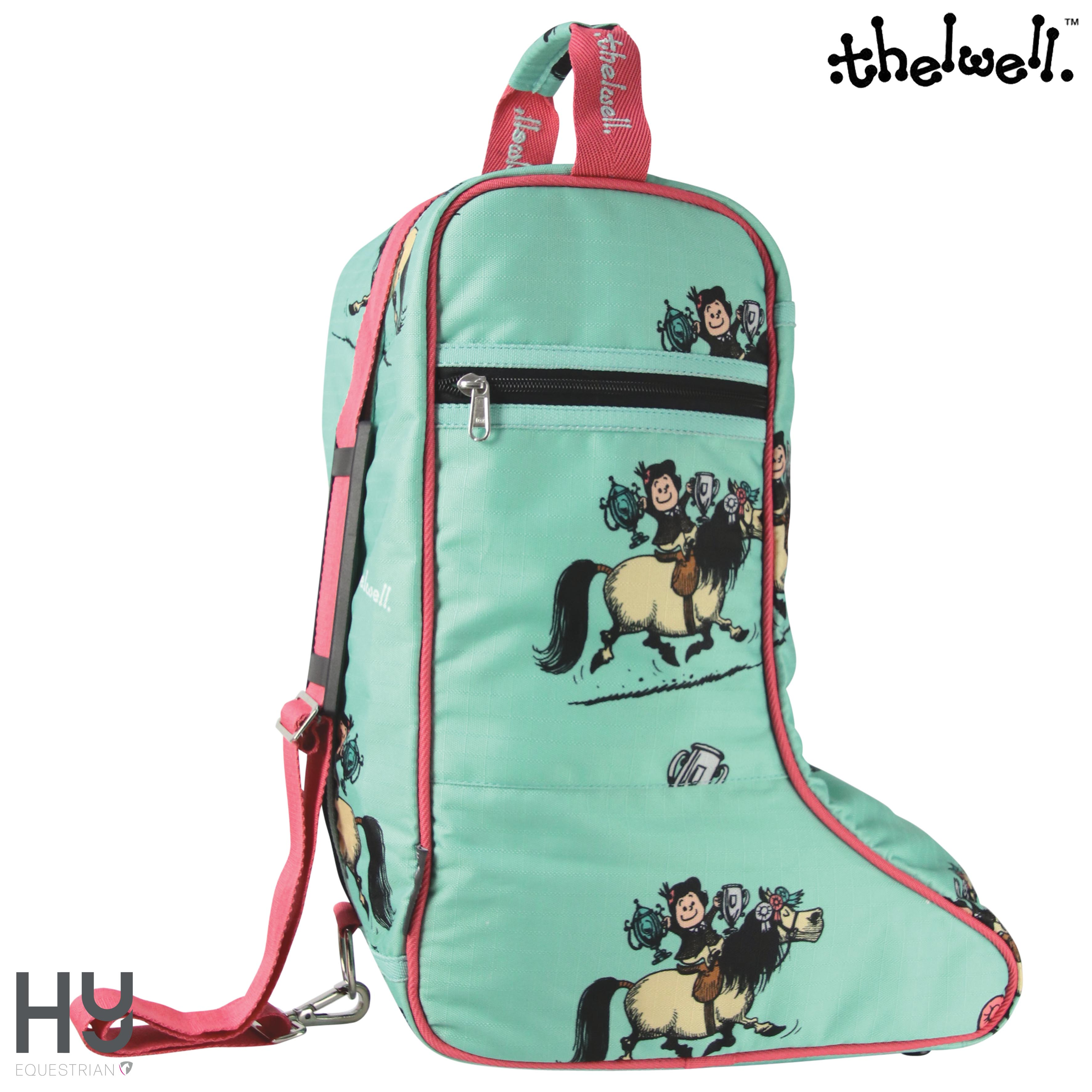 Thelwell Collection Trophy Jodhpur Boot Bag