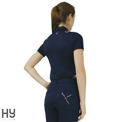 Exquisite Stirrup and Bit Collection Polo Shirt