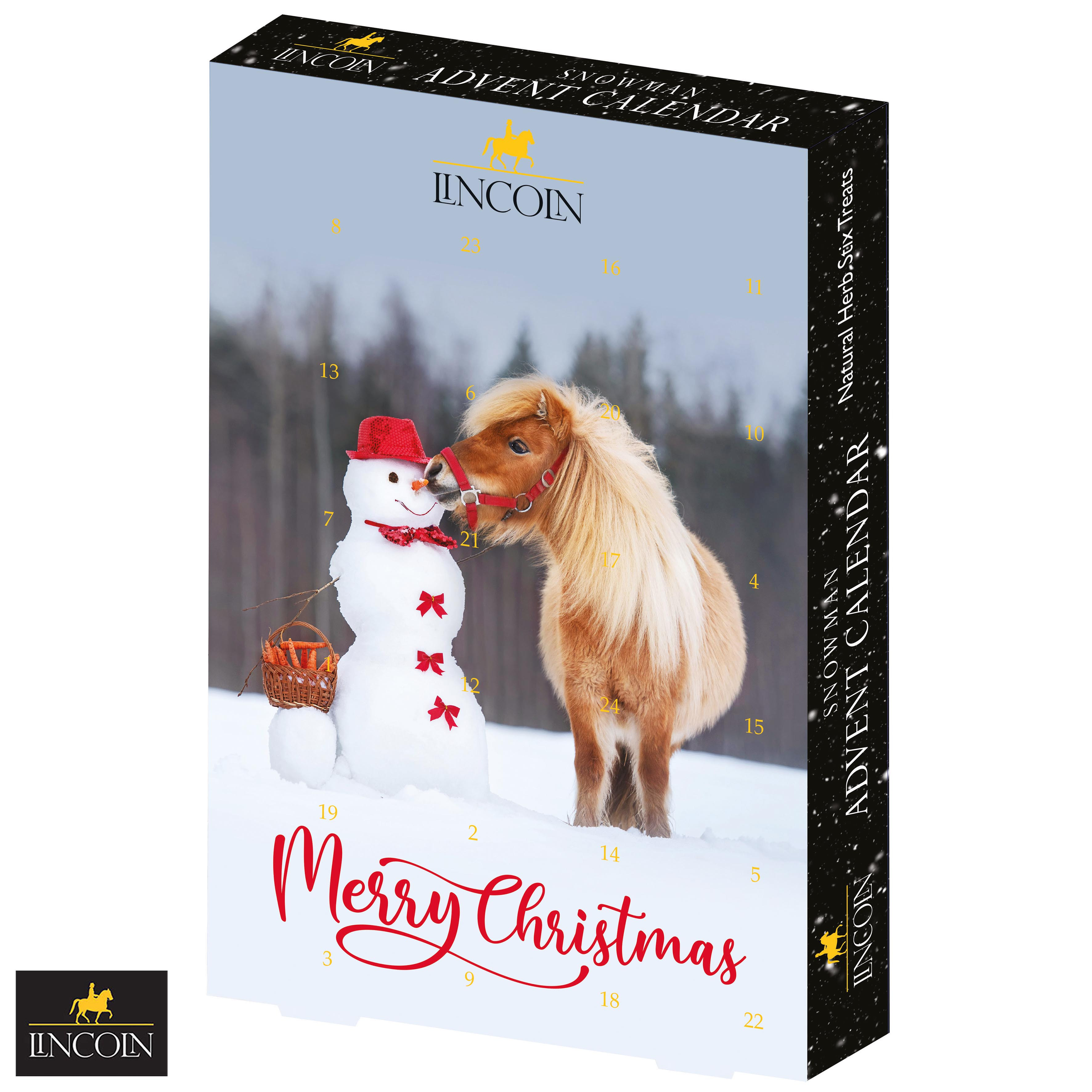 Lincoln Christmas Herb Stix Advent Calendar