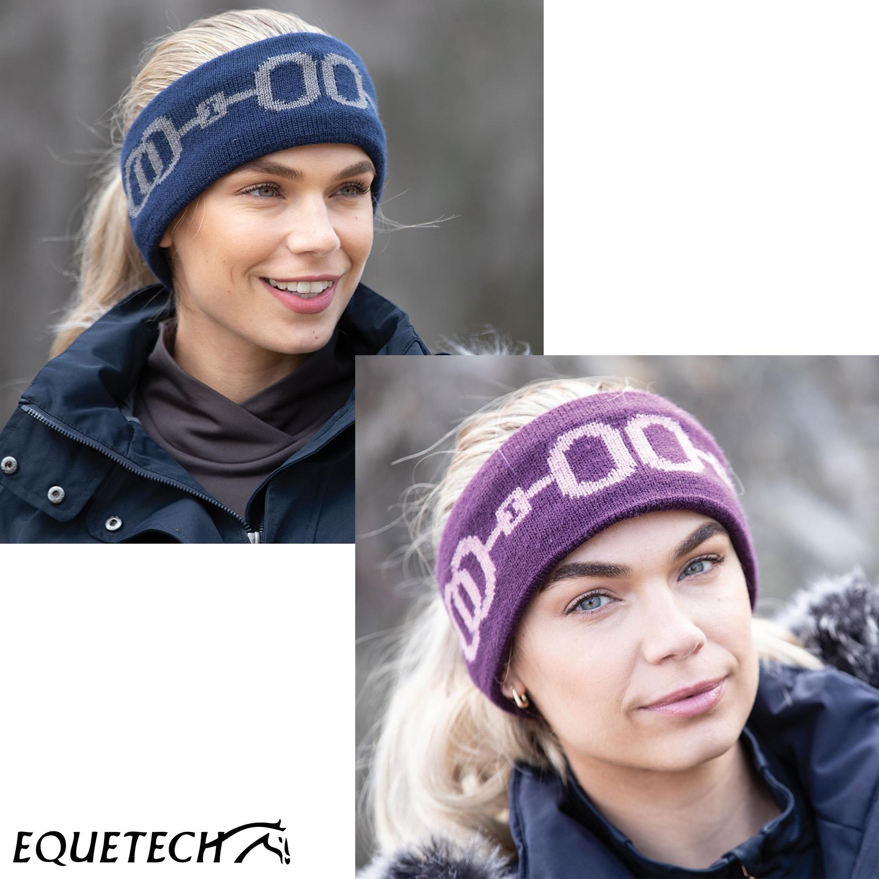 Horsebit Knit Headband