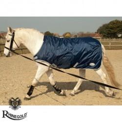 """Rhinegold Horse Walker/Lunge Rug – 5'6"""" - 6'9"""""""