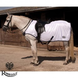 "Rhinegold Ride-On Fly Rug – 5'6"" - 7'0"""