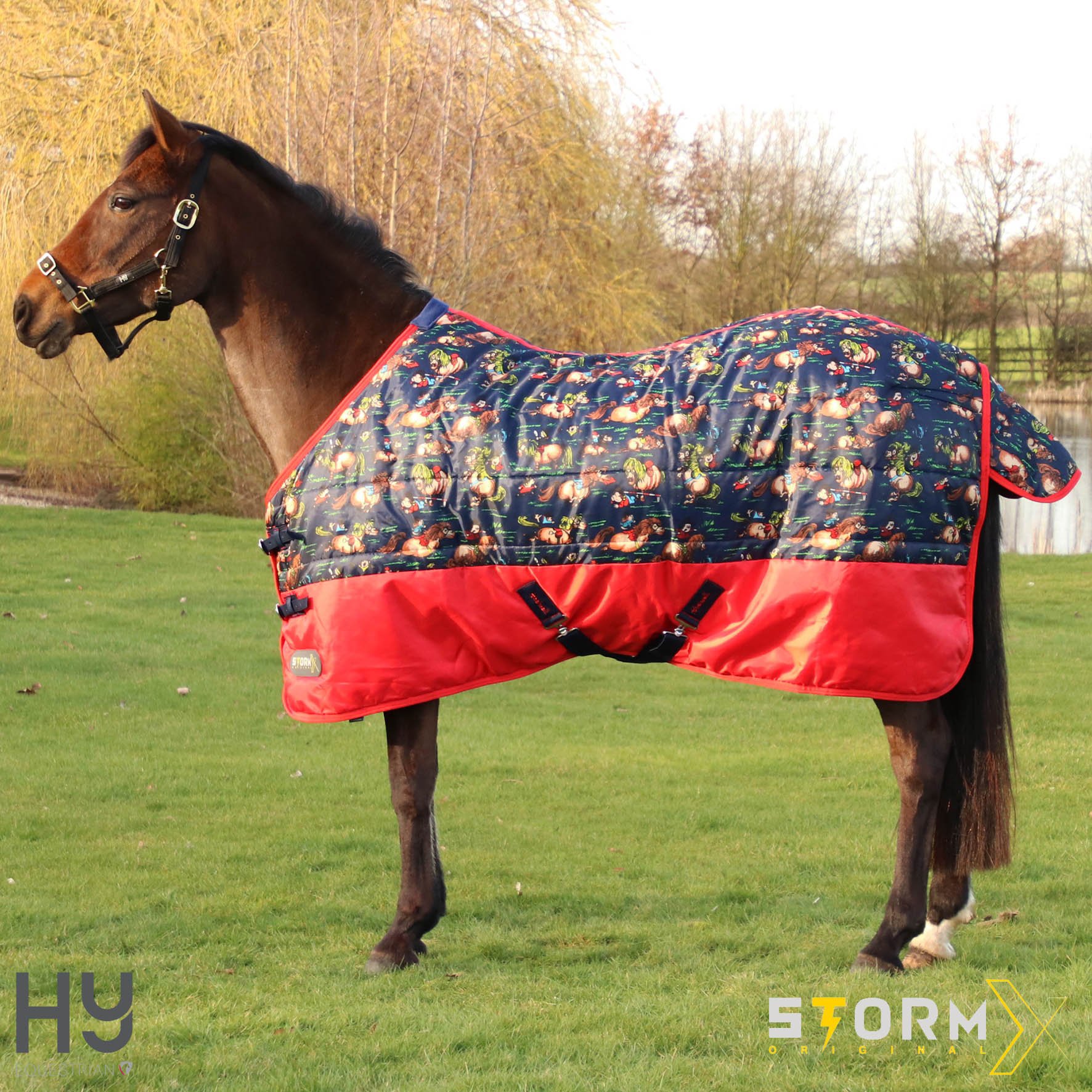 Thelwell Collection Stable Rug