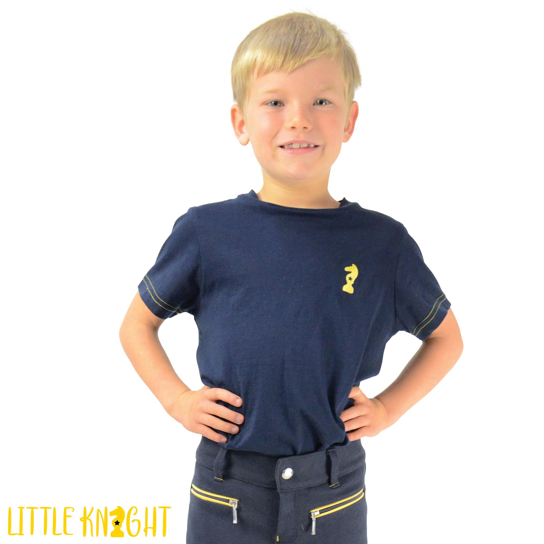 Lancelot T-Shirt by Little Knight