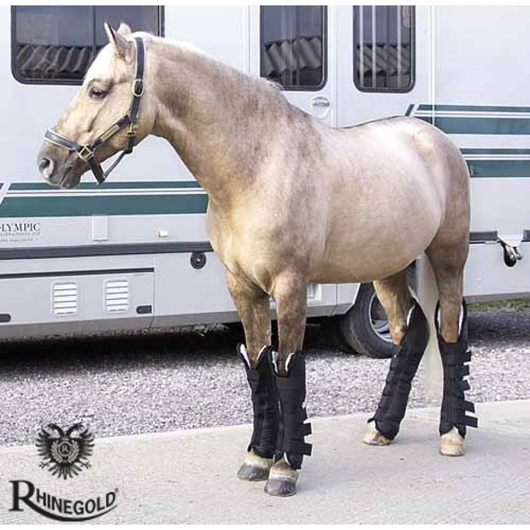 Rhinegold Long Travel Boots